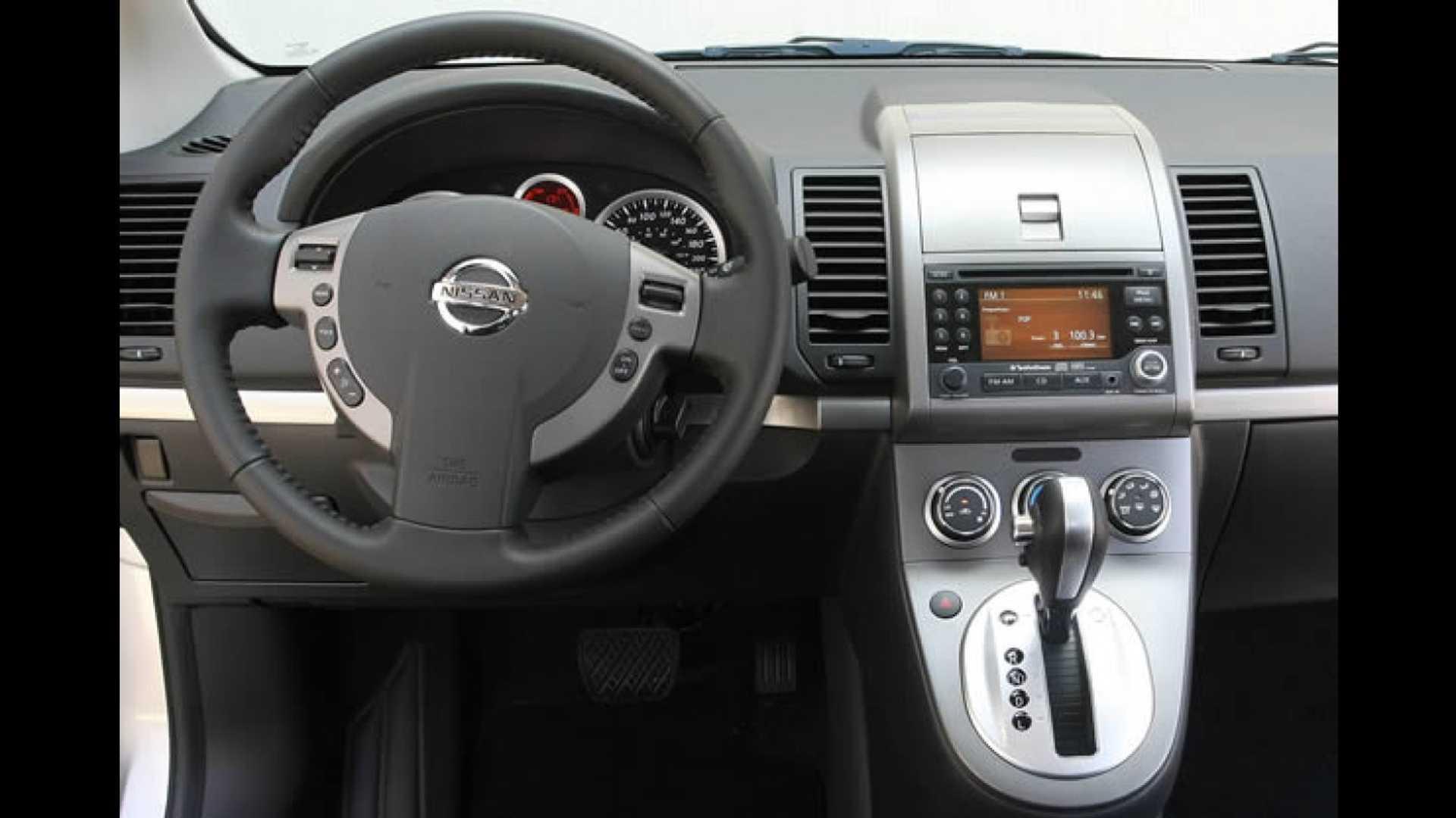 Nissan Sentra 2010 Chega Com Novidades Visuais Novos Equipamentos E Novos Precos