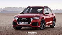 Audi RS Q5 tasarım çalışması