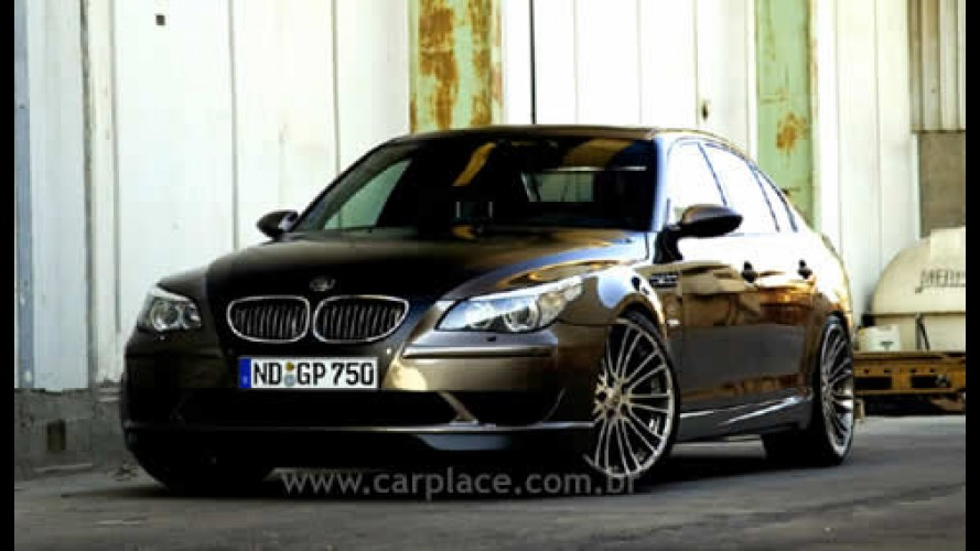 G-Power mostra BMW M5