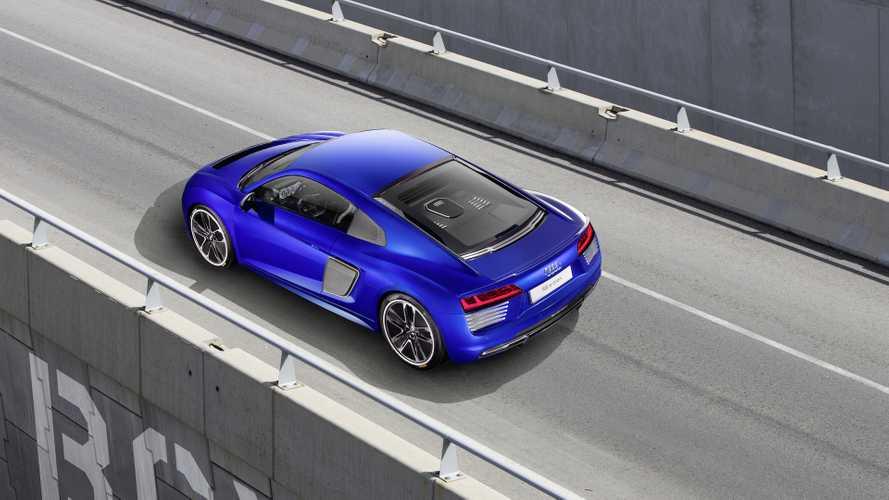 Une nouvelle Audi R8 électrique développée avec Rimac ?