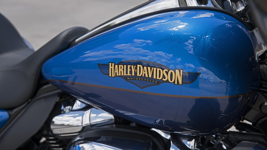"Harley-Davidson Trademarks ""Bronx"""