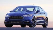 2017 Ford Fusion V6 Sport