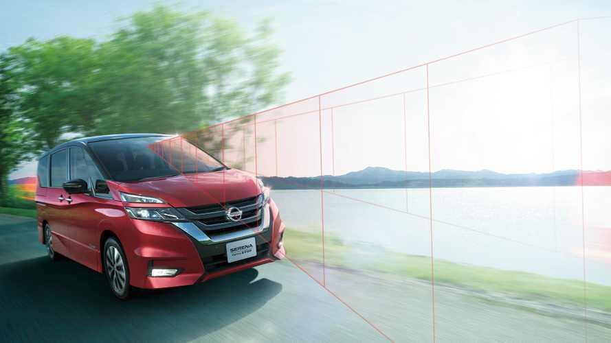 Nissan'ın otonom ProPilot teknolojisi 2020'de kavşakları tanımlayabilecek