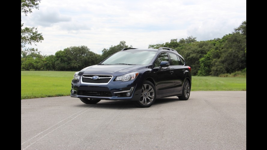 2016 Subaru Impreza Hatchback Review
