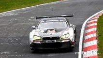 BMW M6 GT3 Nordschleife