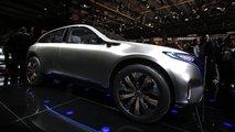 Concept Mercedes Generation EQ Mondial de l'Automobile