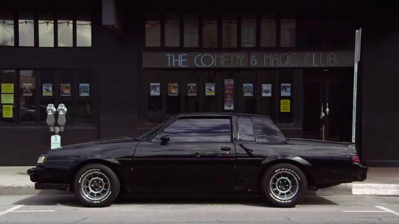 2016 Buick Grand National >> Jay Leno drives David Spade's 1987 Buick Grand National
