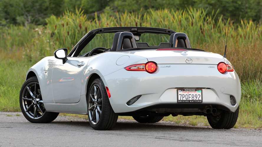 2019 Mazda MX-5 daha fazla güçle gelebilir
