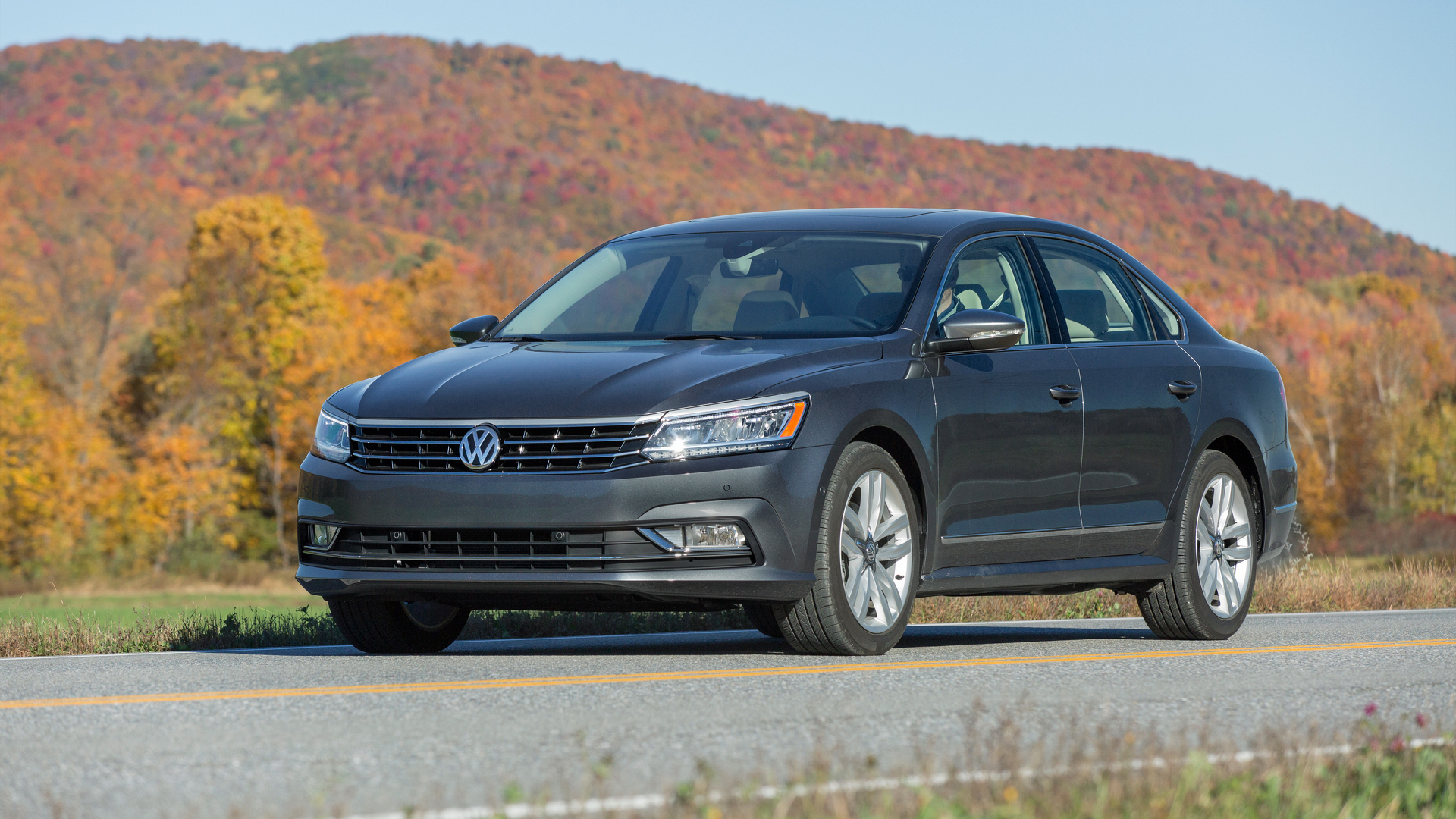 Vw Of America >> North American Vw Passat Finally Moving To Mqb Platform