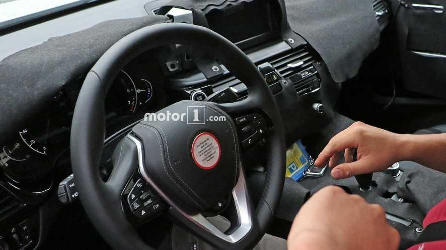 Yeni BMW 5 Serisi GT'nin kabini görüntülendi