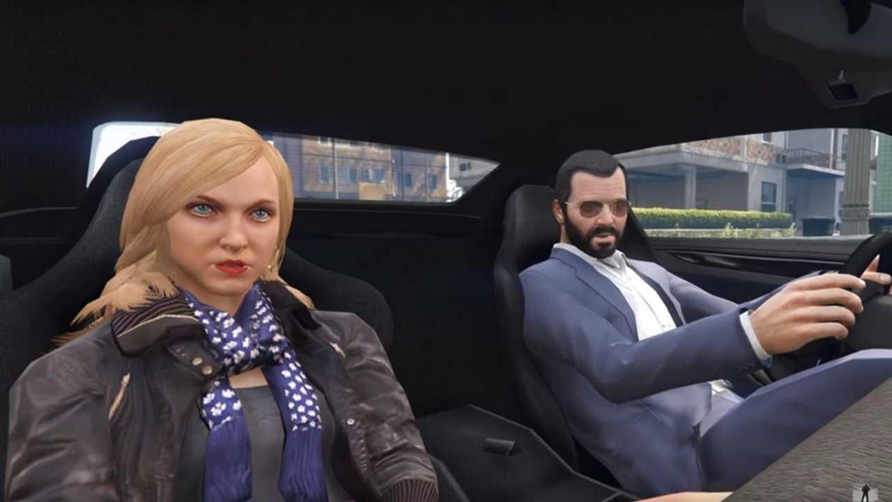 Lacey Jonas in GTA V