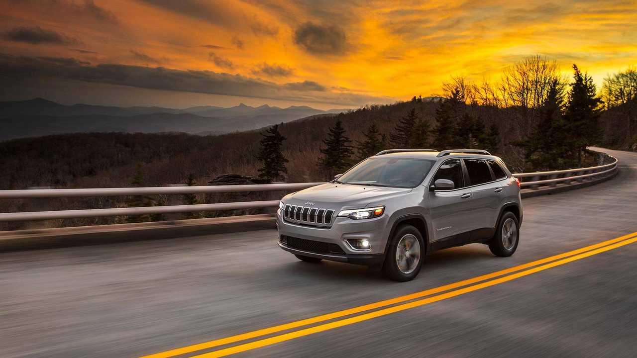 17. Jeep Cherokee: 239,437 units