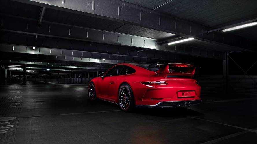 TechArt - La Porsche 911 GT3 devient encore plus adorable