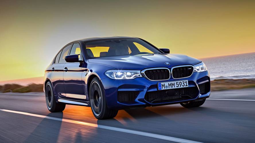 600 HP Not Enough? BMW M5 With Competition Package To Have 625 HP