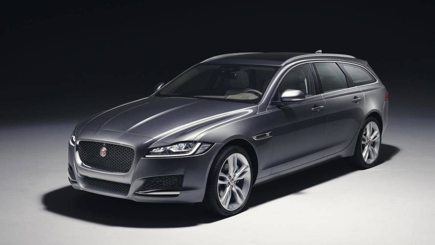 Jaguar To Kill Off The XF Sportbrake In The U.S. [UPDATE]