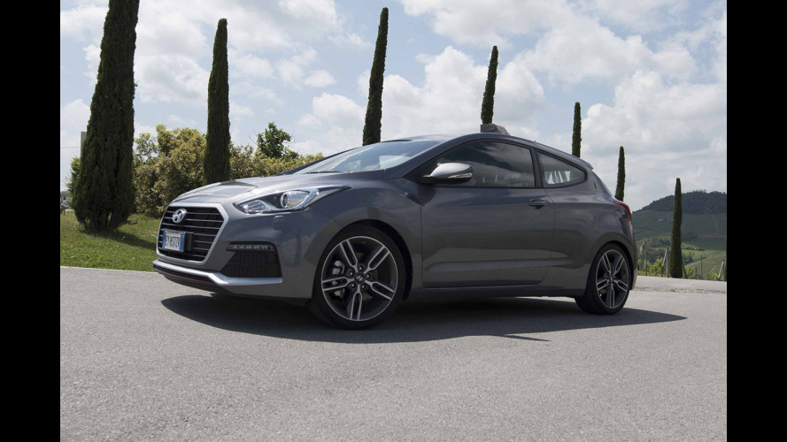 Hyundai i30 Turbo, prove di hot hatch alla coreana