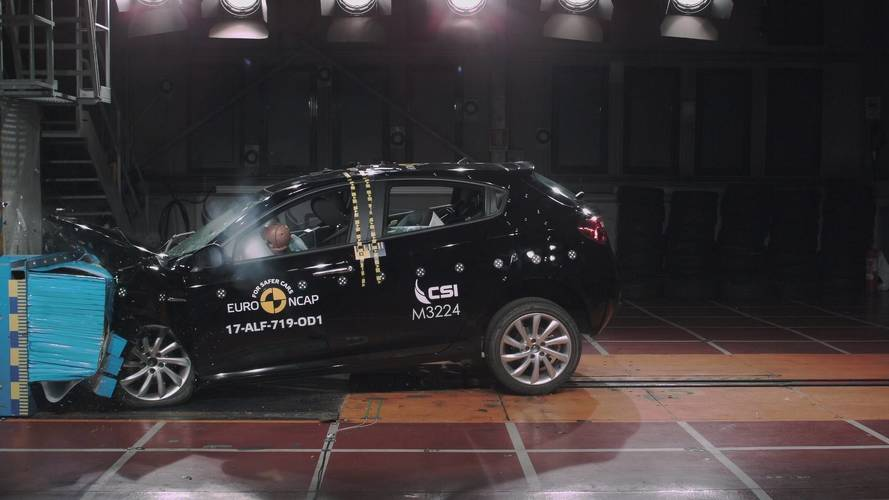 2017 Euro NCAP crash tests