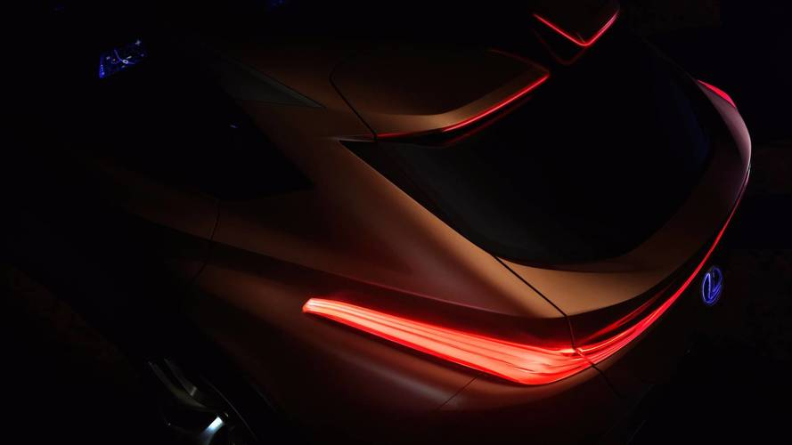 Lexus LF-1 Limitless Concept Previews A New Flagship SUV