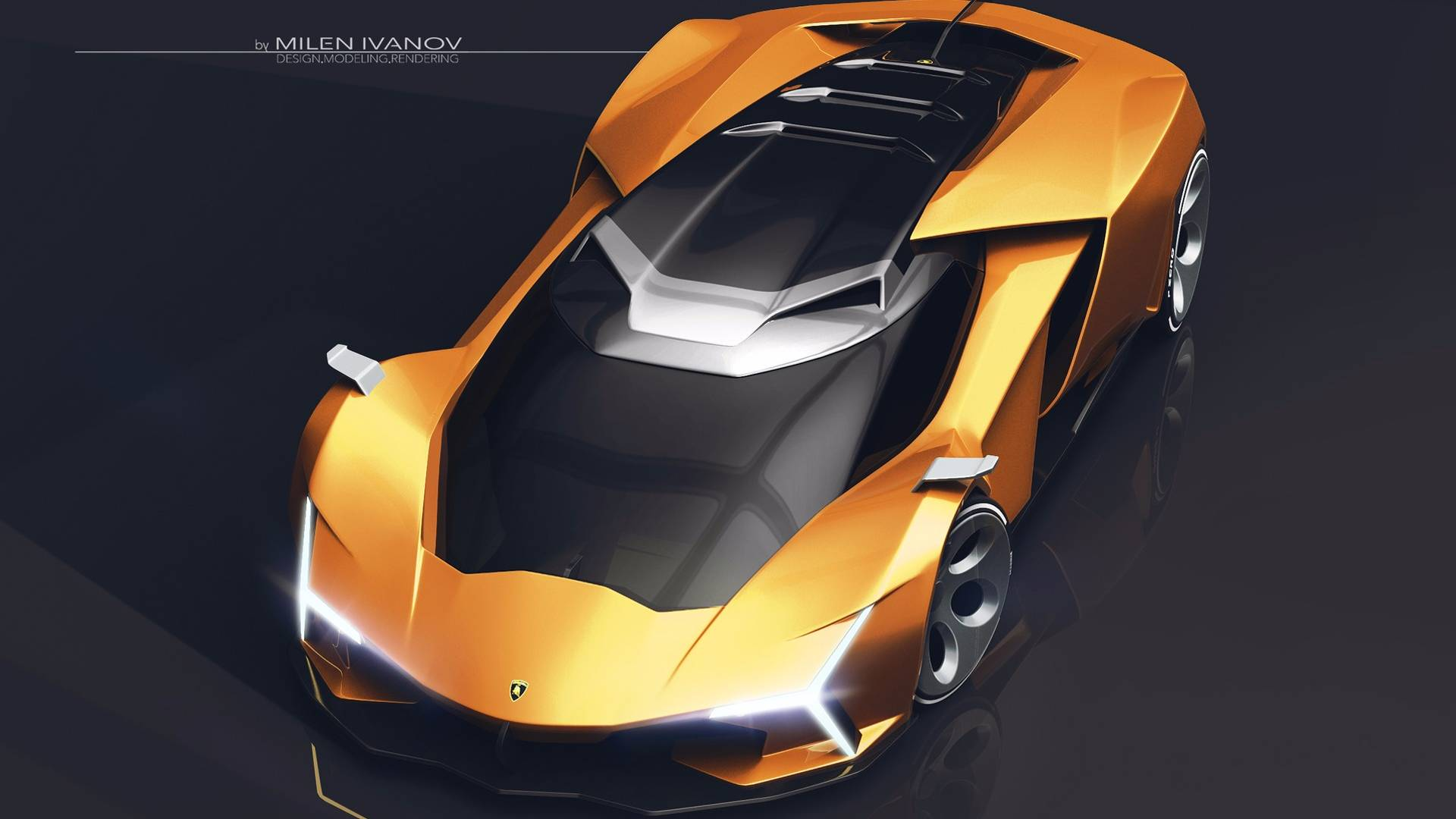Lamborghini Concepto X Render Could Almost Be The Real Deal