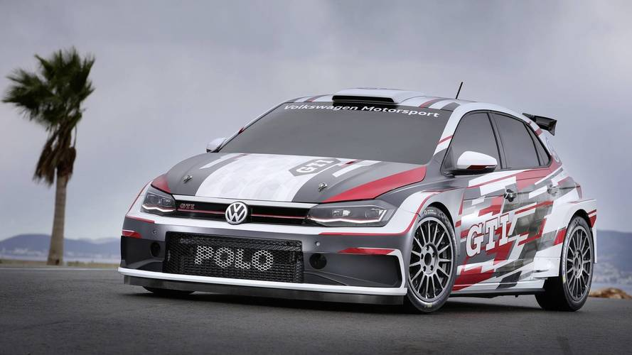 VW Polo GTI R5 Officially Revealed With 272 HP, Four-Wheel Drive