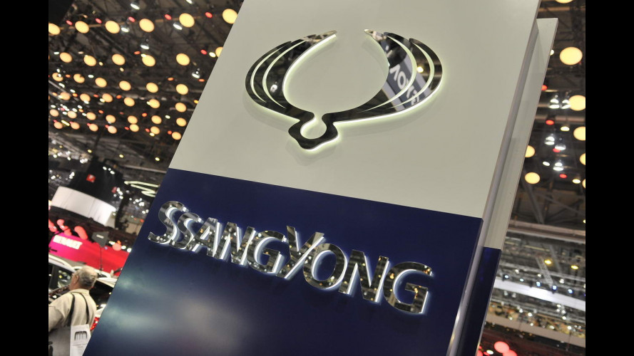 Ssangyong al Salone diGinevra 2013