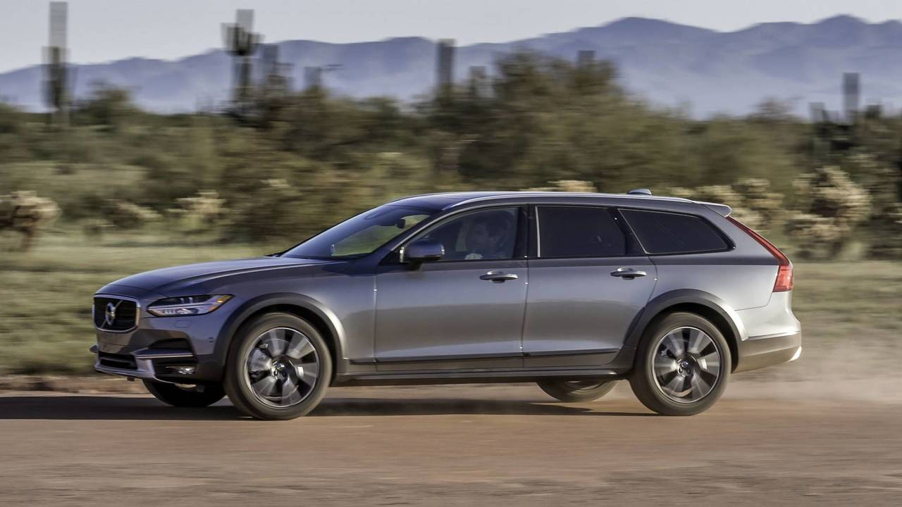 6. Volvo XC90 / S90 / V90 / V90 Cross Country / 2018 XC60: 2.0L turbo ve kompresör I4, 320 beygir