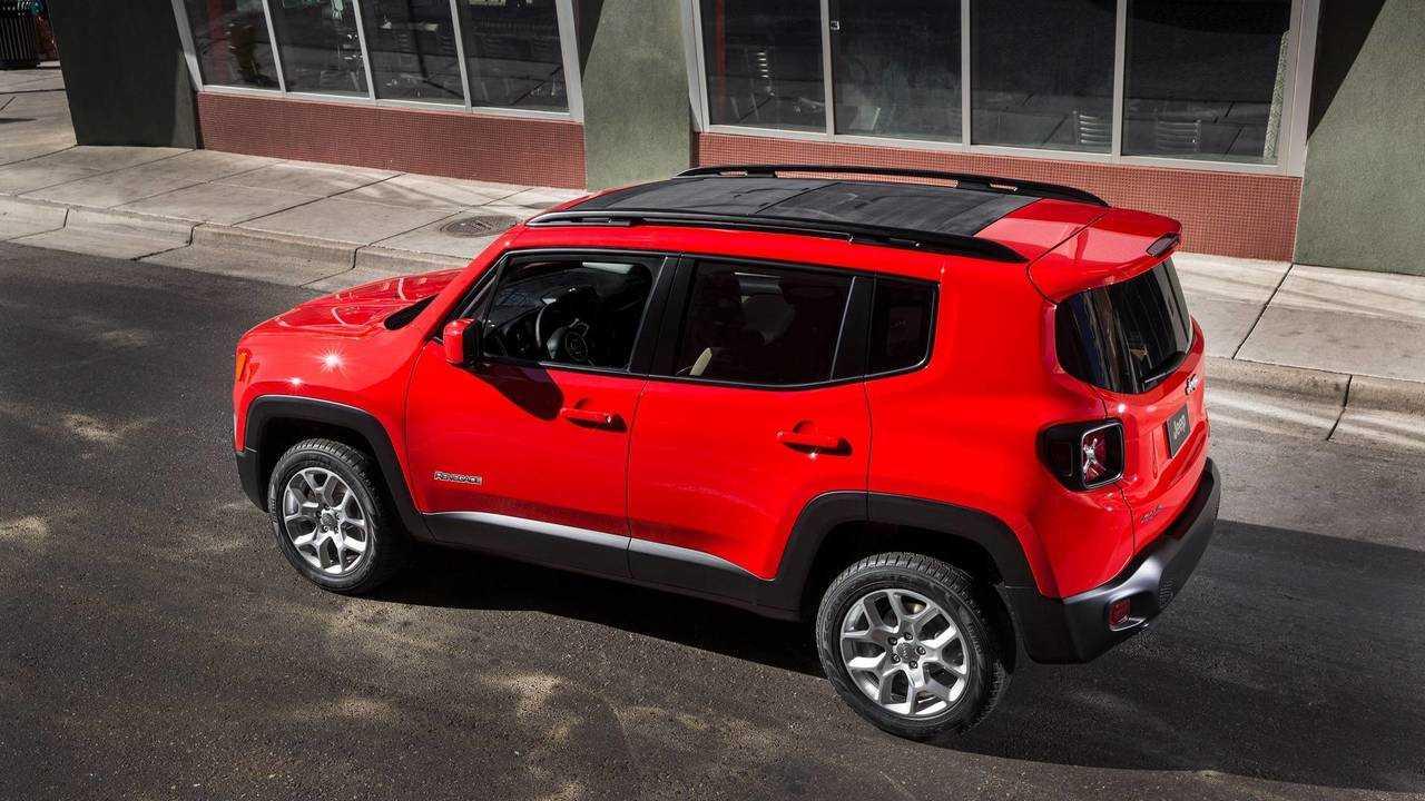 10. Jeep Renegade