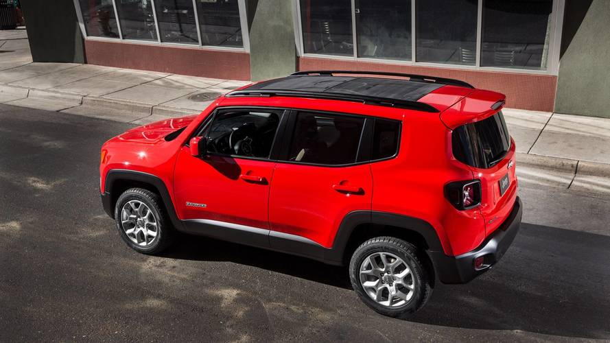 Fiat Chrysler Readies For Launch Of Jeep Renegade PHEV In 2020