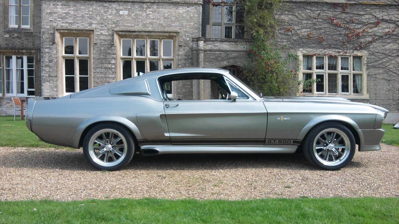 Shelby GT500, Gone in 60 Seconds