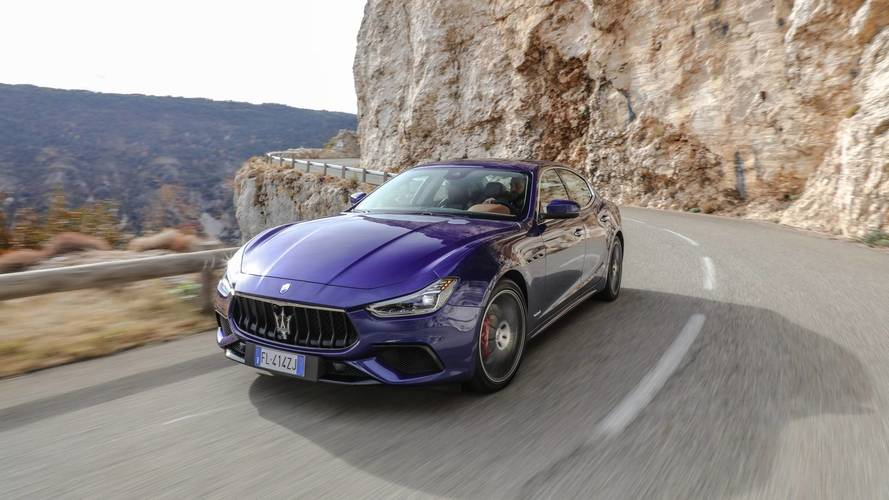 Why Maserati's Ghibli S Is Perfect For A Race To Monte Carlo