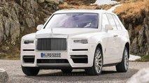 Render del Rolls-Royce Cullinan 2018