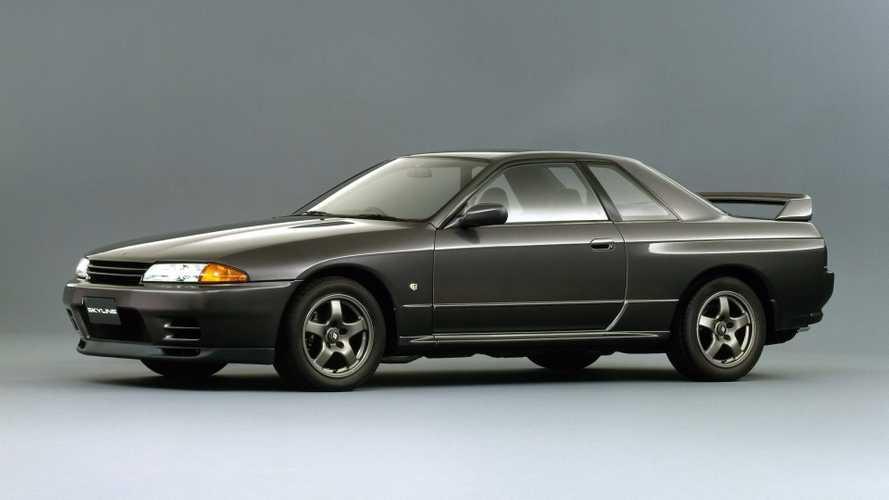 Nissan, R32 Skyline GT-R için yedek parça satacak