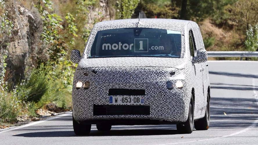 Peugeot Partner - Citroen casus fotoğrafları