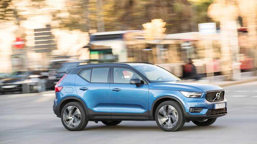 Volvo XC40 2018: el SUV que aterra a los alemanes