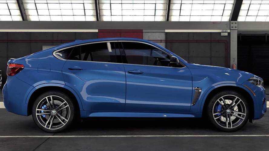 Lamborghini Urus, Porsche Cayenne Turbo et BMW X6 M dans Forza 7