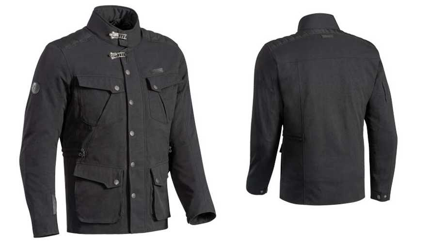 Ixon's Exhaust Jacket Is At Home In The City And On The Trail
