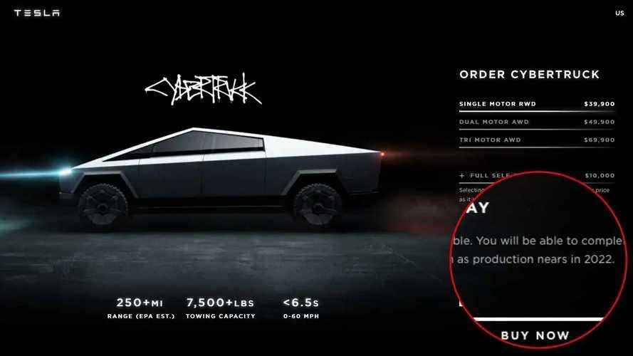 Tesla Cybertruck, la produzione slitta ancora