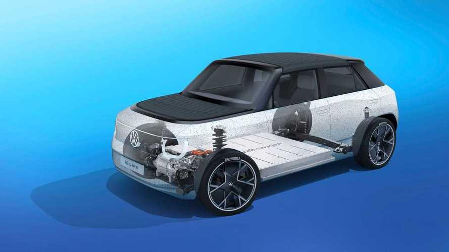 """Com'è fatta """"sotto"""" la Volkswagen ID.Life: dalla batteria al V2G"""