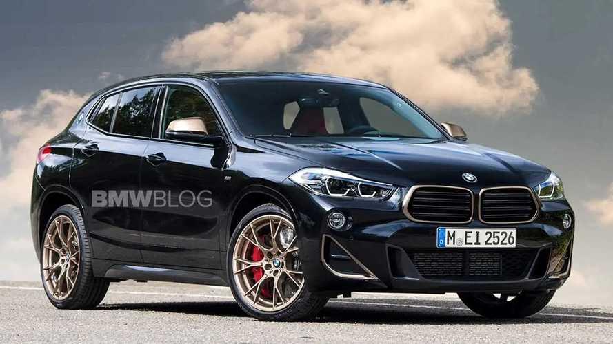 BMW X2 M35i Bakal Dapatkan Edisi Khusus untuk Model Tahun 2022