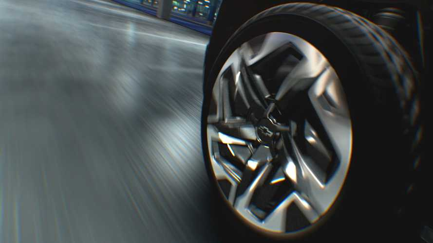 Электрический Chevrolet Silverado получит полноуправляемое шасси