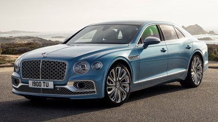 Bentley Flying Spur Mulliner debuts as brand's most luxurious saloon