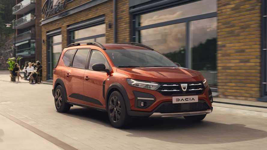 Раскрыт универсал Dacia Jogger: таким может стать Largus Cross
