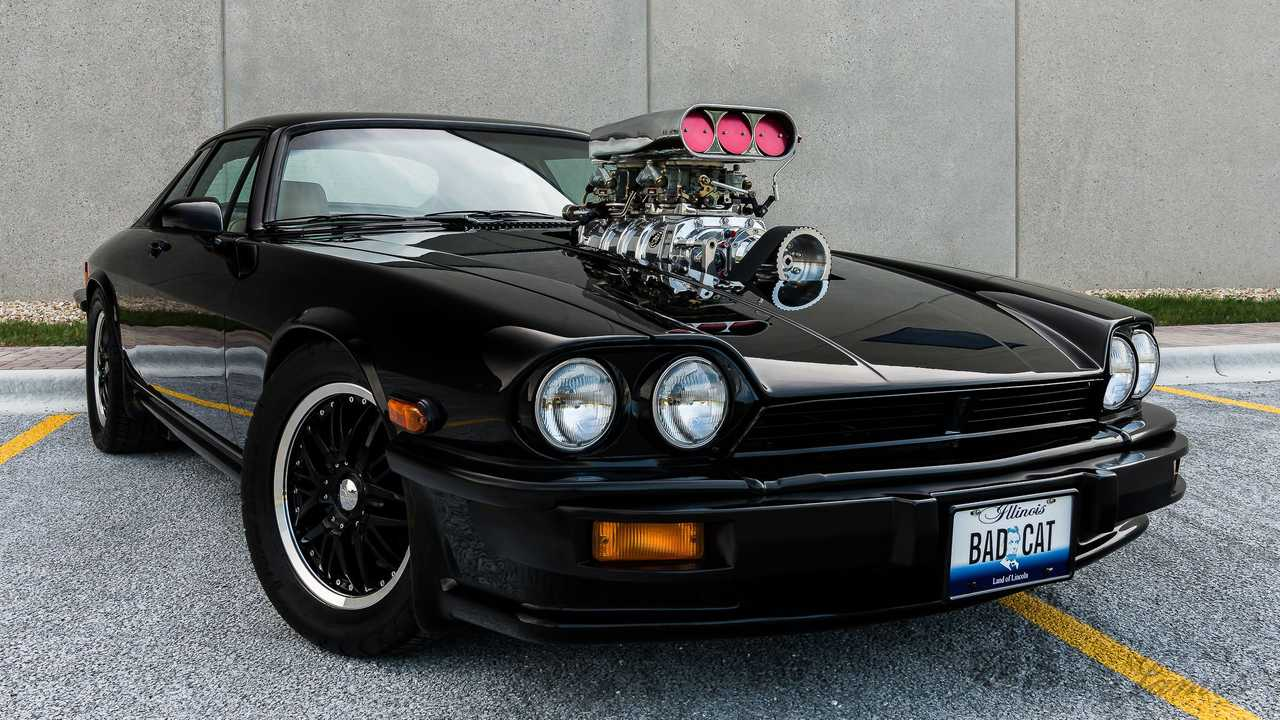 Jaguar XJS (1977) con motore 7.62L V8 Chevrolet