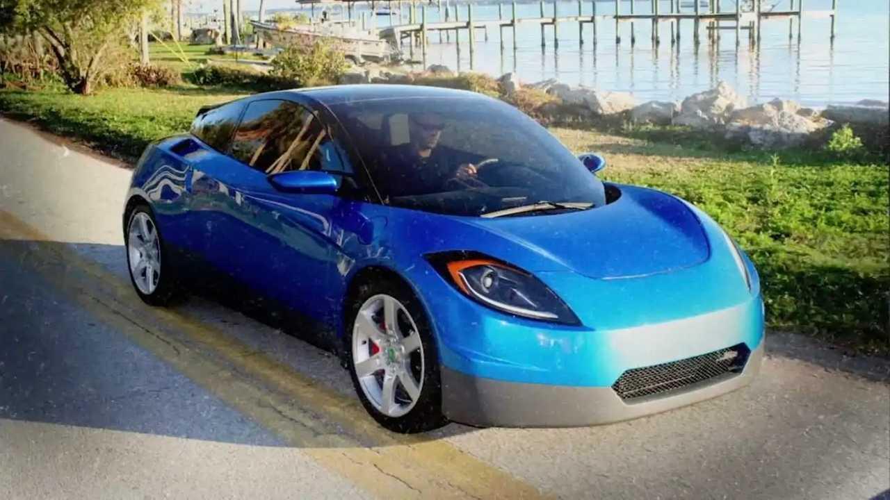 Rivian Sports Car