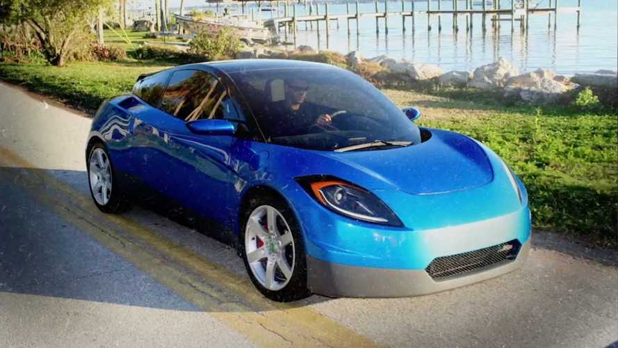 Rivian Made A Sports Car Then Put The Project On Pause In 2011