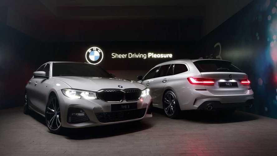 BMW Seri 3 Sedan dan Touring M Sport Terbaru Hadir di Indonesia