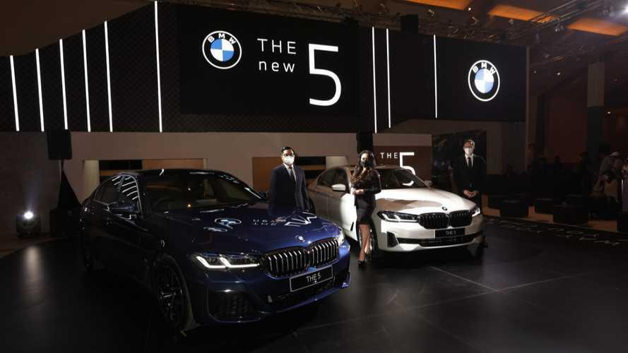 Rekor! Penjualan BMW Global dan BMW Indonesia di Semester 1 2021
