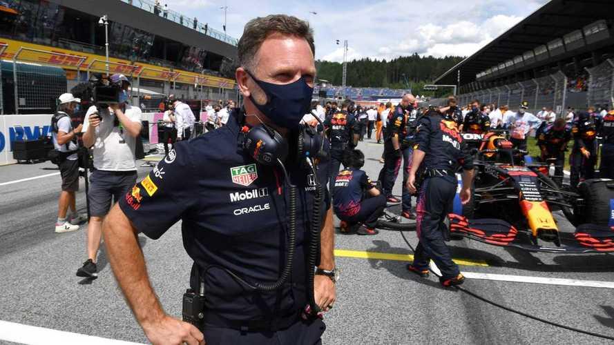 Horner stands by criticism of Mercedes British GP celebrations
