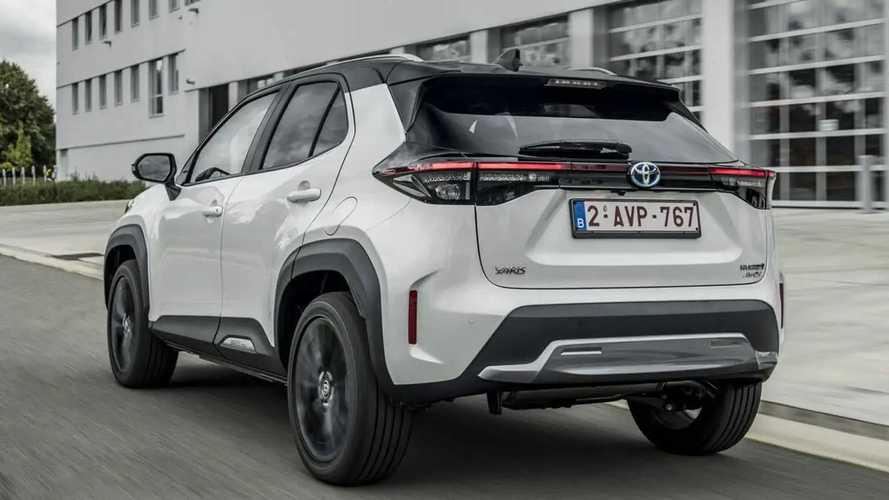 Toyota Yaris Cross 1,5l Hybrid 4WD im Test