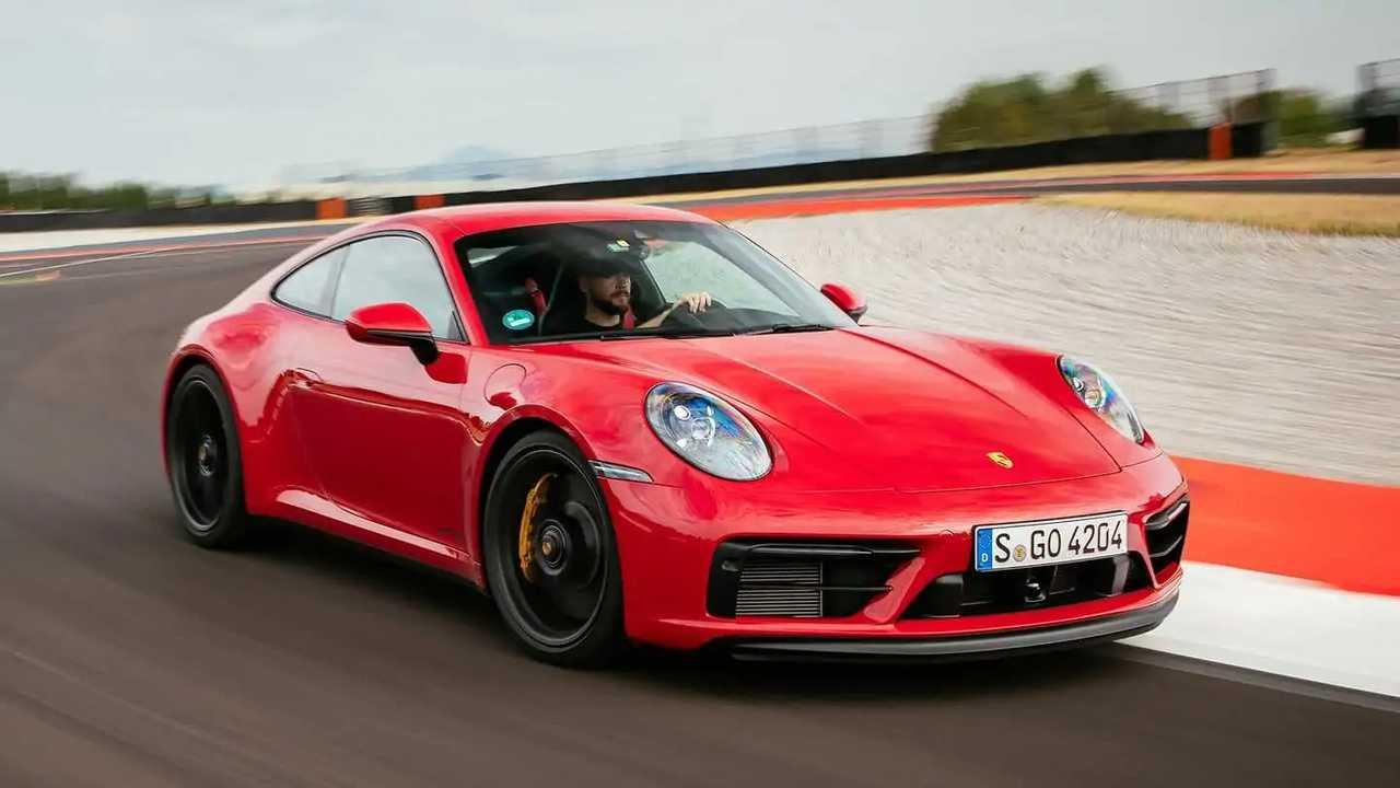 Der neue Porsche 911 GTS 2021 im Test.